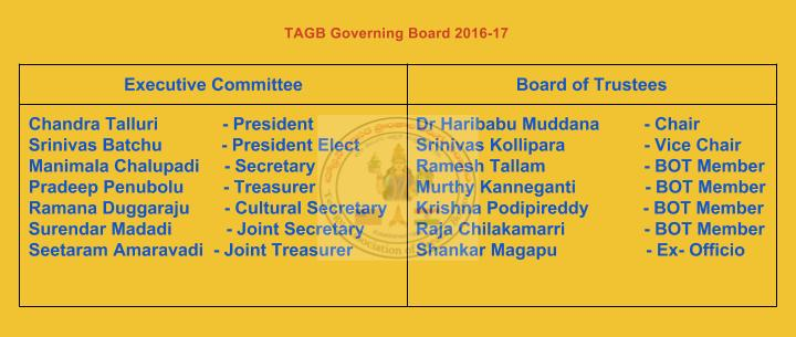 New Committee