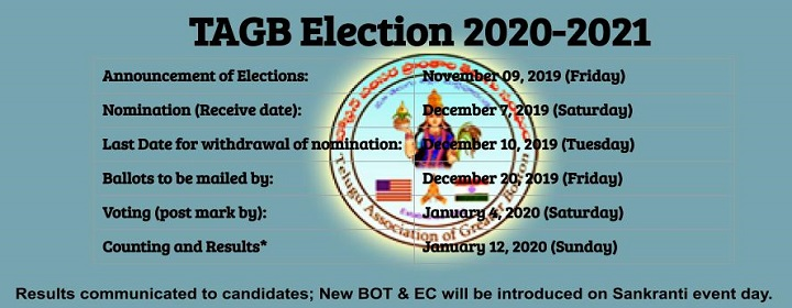 TAGB Election 2020-21